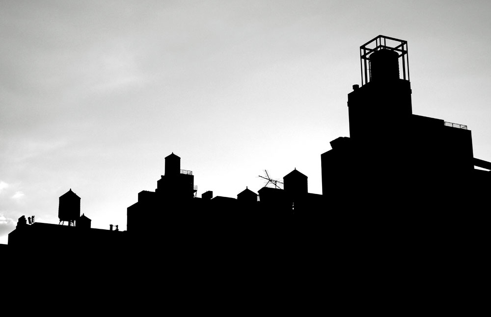 water towers bw.jpg