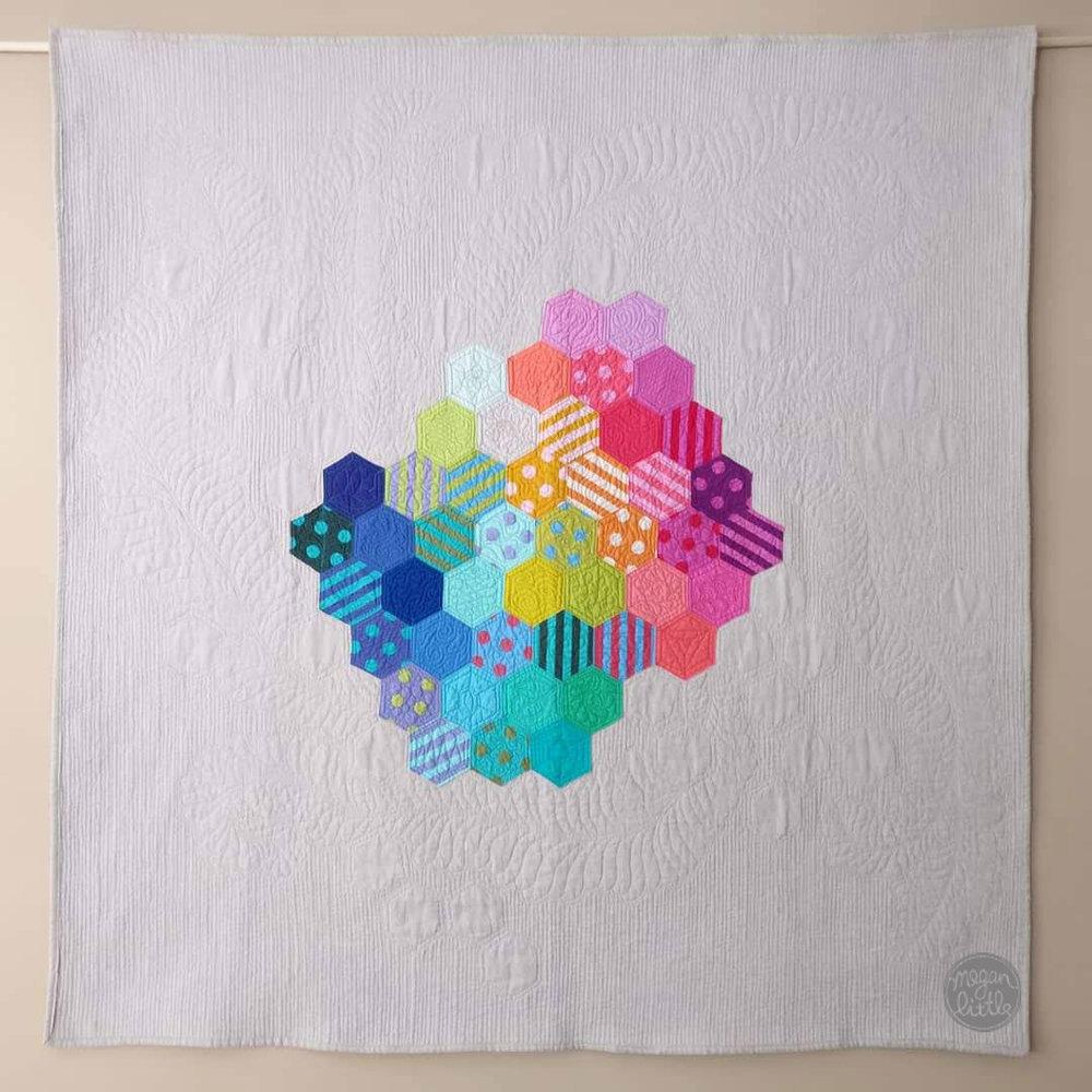 MeganLittle_rainbowhexagons.jpg