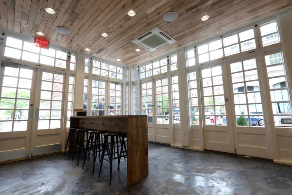Madera trade hardwood reclaimed wood flooring for Reclaimed wood new york