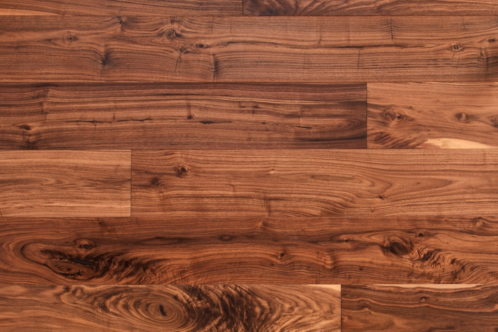 American Black Walnut Flooring Nyc Brooklyn Brownstone