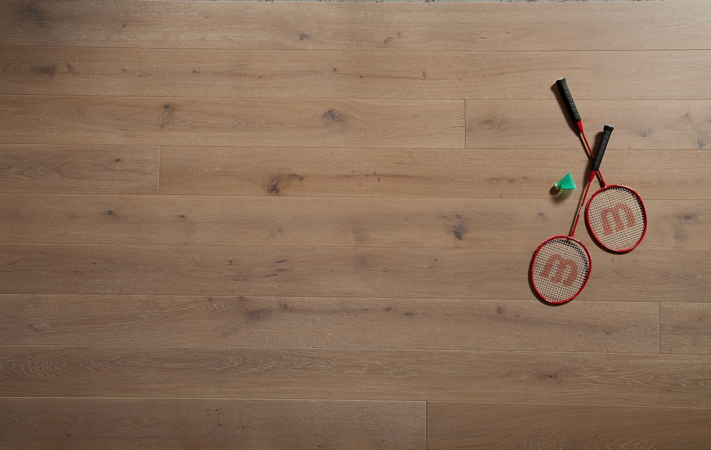 European White Oak Flooring Brooklyn