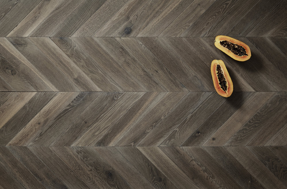 Chevron European White Oak