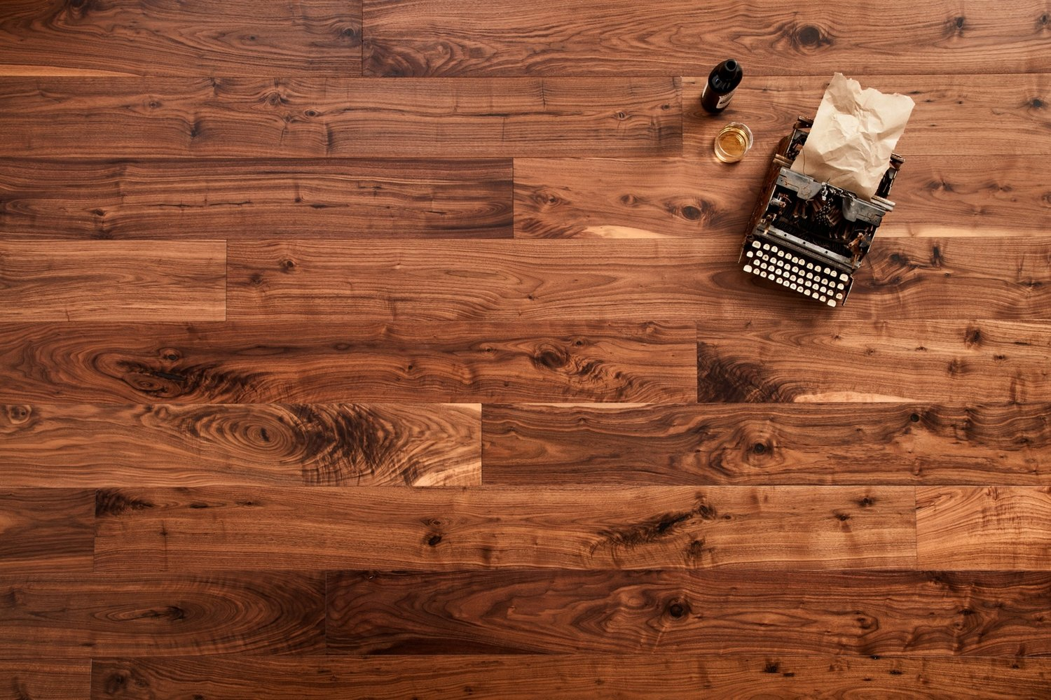 American Black Walnut Flooring NYC - M A D E R A Simply Wood Floors Designed By Nature