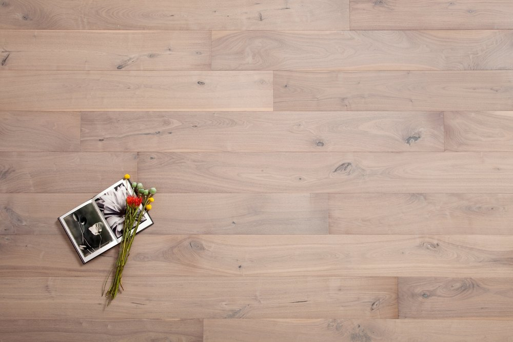 American Walnut Flooring NYC
