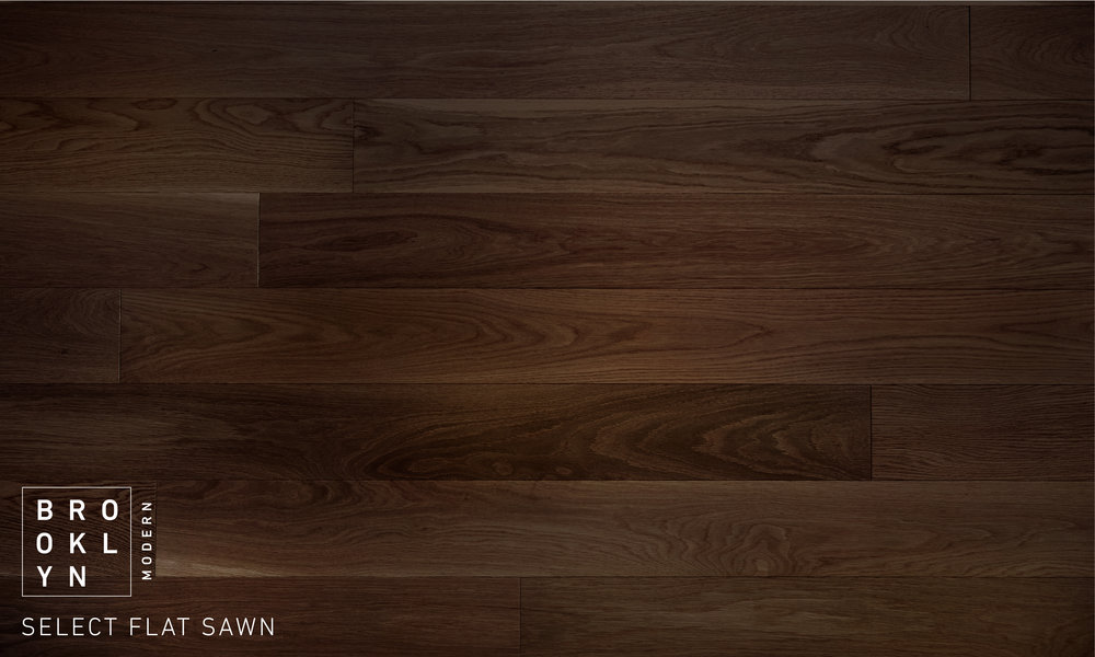 Fulton Ferry Select Flat Sawn