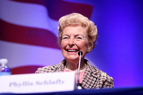 Phyllis Schlafly, Esq.