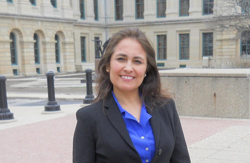 Sandra Arango-Padron M.D.