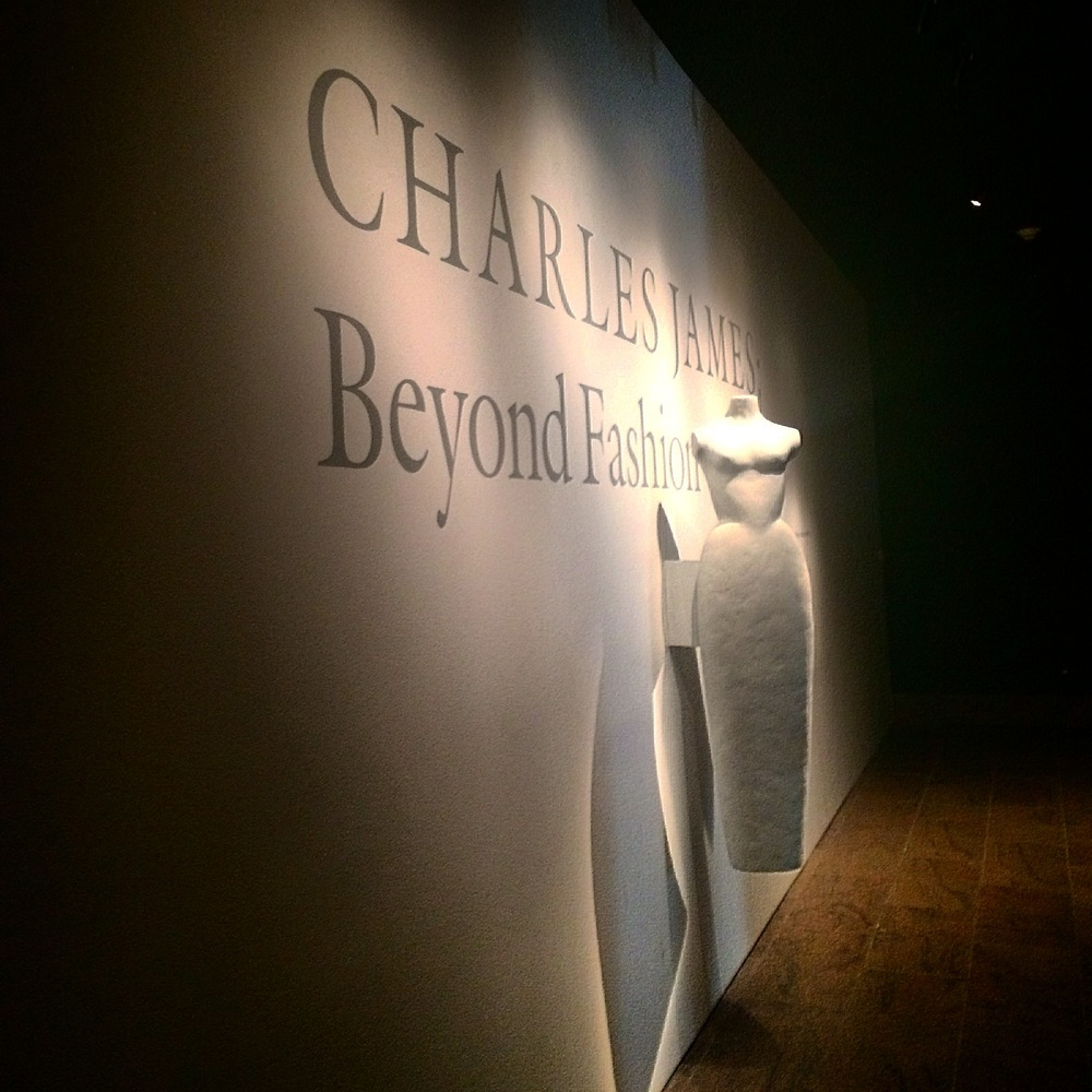 Charles James: Beyond Fashion ran from May 8 - August 10 at the Met.