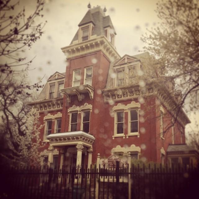 Hiram B. Scutt Mansion Joliet