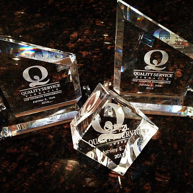 Century 21 Quality Service Awards