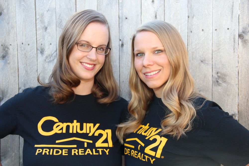 The York Team with Century 21 Pride Ashley York and Kristen Shedor