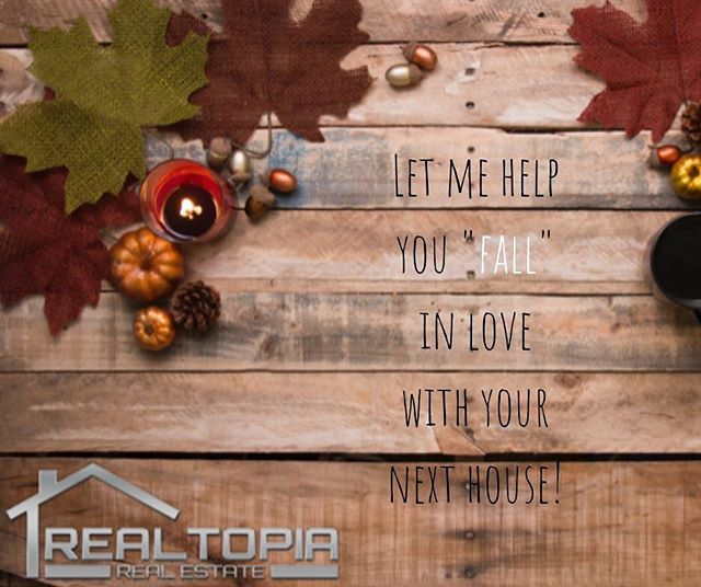 "🍁Happy Autumn 🍁 Let The York Team help you ""fall"" in love with your next home! 🏡 . . #house #home #fall #autumn #realestate #realtor #realtopia #sale #buy #sell #sold #weekend #weekendvibes #chilly #cold #season #happy #psl #coffee"