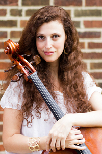 Valentina Takova, cello