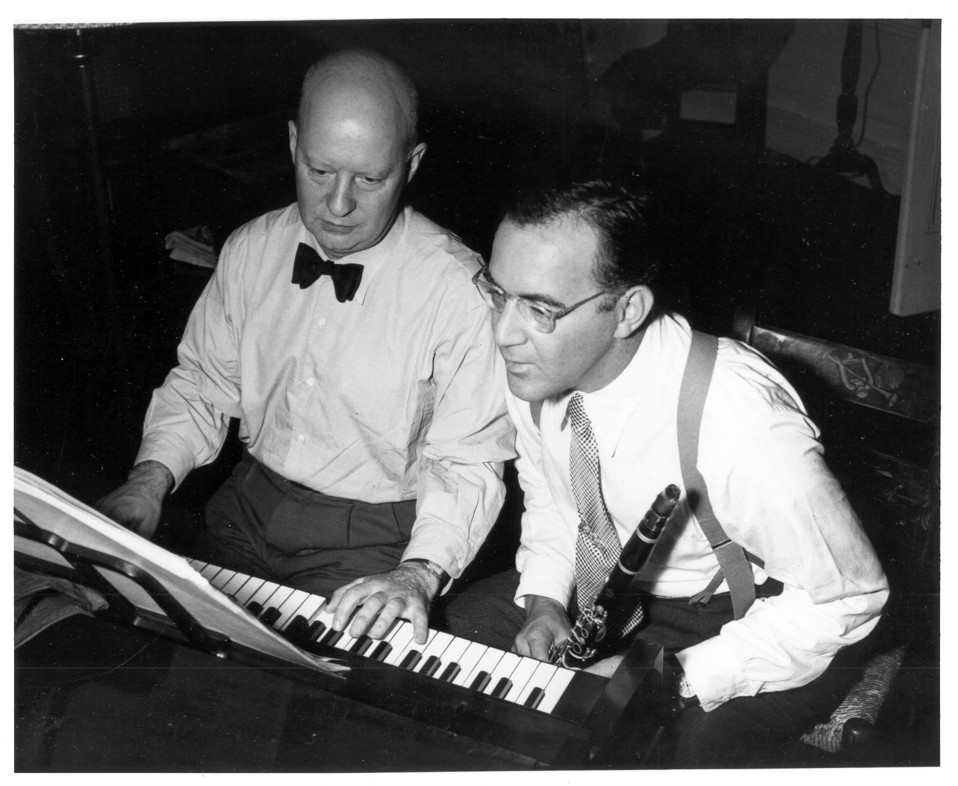 hindemith and benny
