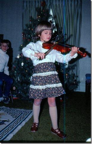 HannahChristmas 1983