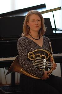 Tricia Jostlein, horn