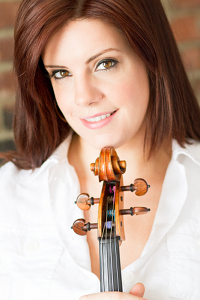 Laura Reycraft, viola