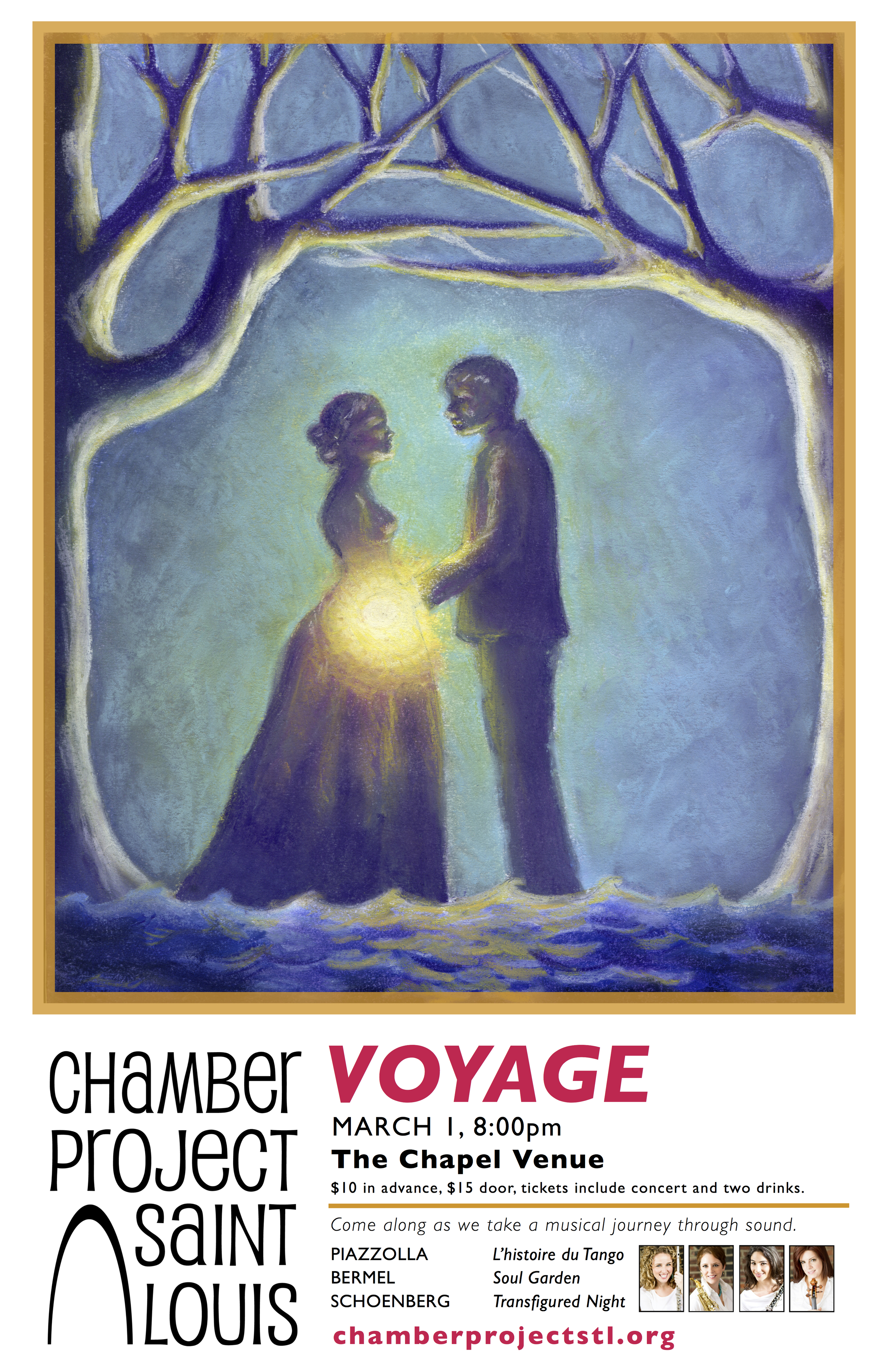 "Preview of ""Voyage Poster"""