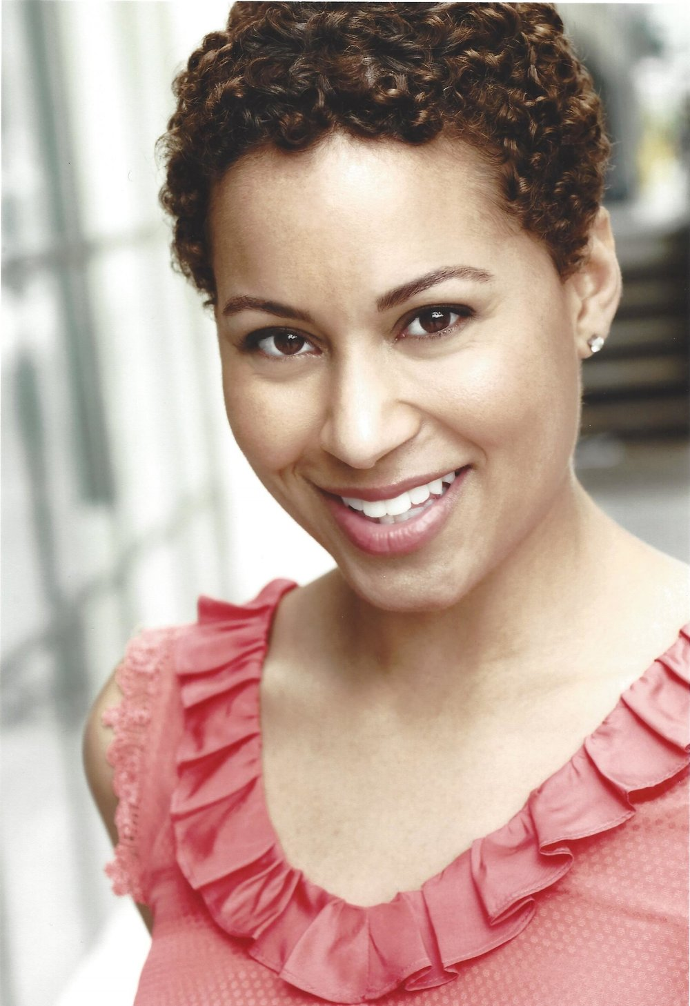 Katherine Jolly, soprano