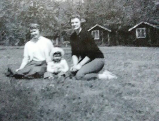 Mom & Grandma at Indian Point Cabins.jpg