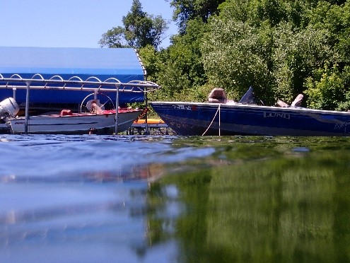 More diving, more water, and more invasive species field adventures as summer hit the homestretch.