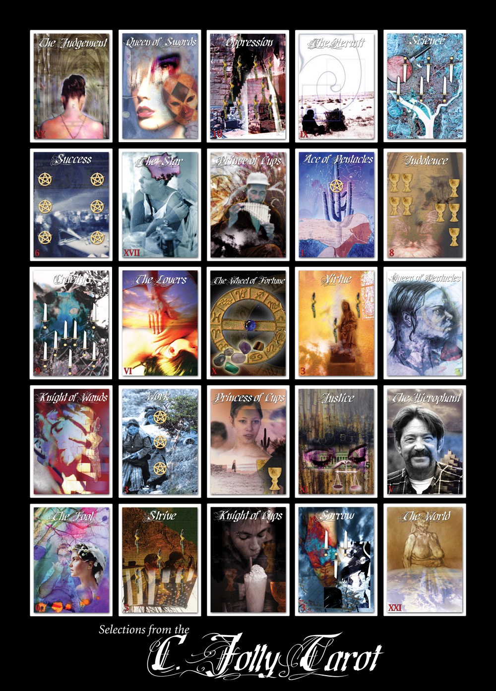 Tarot Multimedia Project