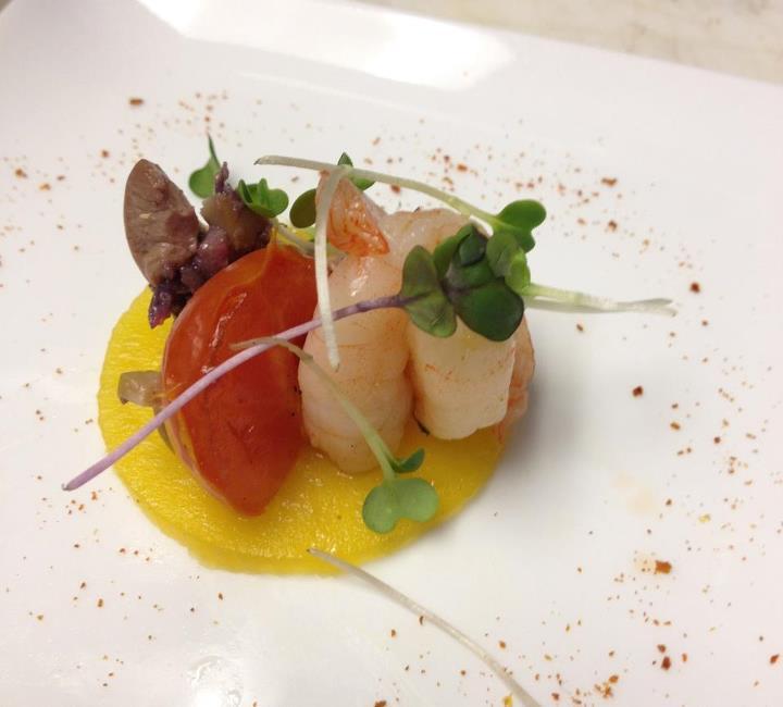 Confit Shrimp