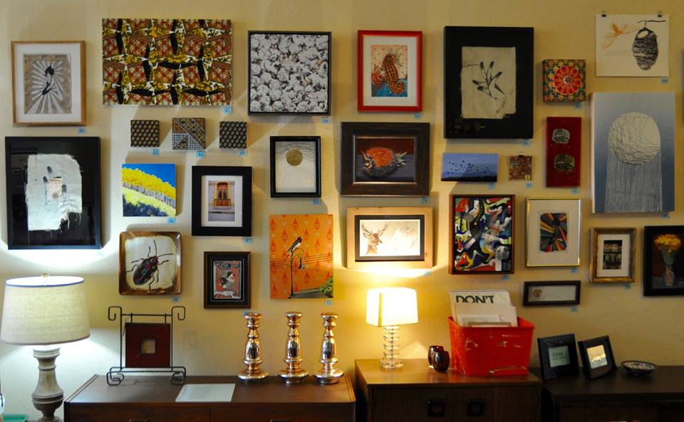 Image from Covet's 2015 Holiday Art Show