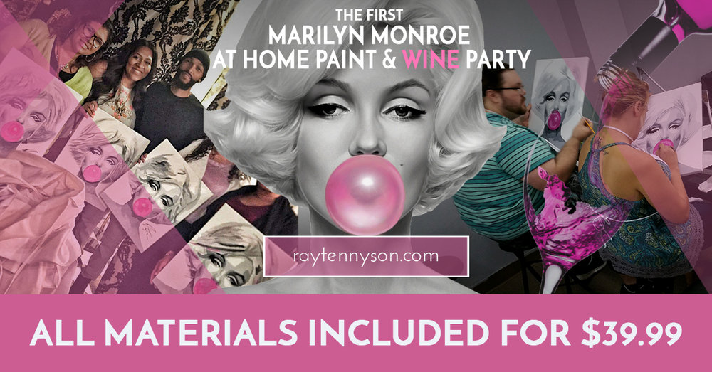 At Home Marilyn Bubblegum.jpg