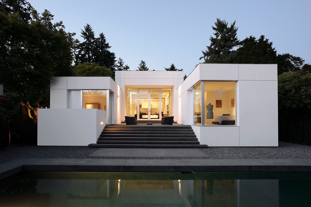 Medina Residence: Rocky Rochon Desigh + SKB Architects, photo: Mark Woods