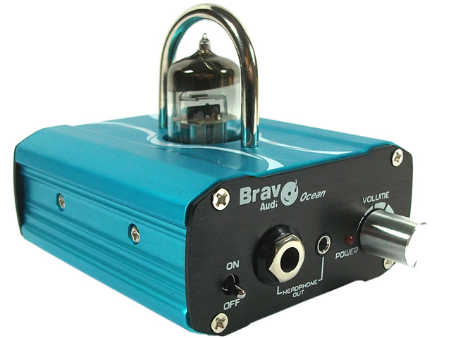 Bravo Audio Ocean Headphone Amplifier