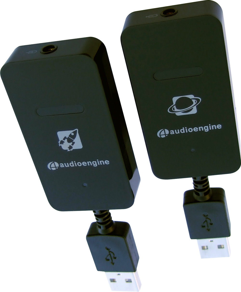 Audioengine W3 Wireless 16-Bit Audio Adapter Sender and Receiver