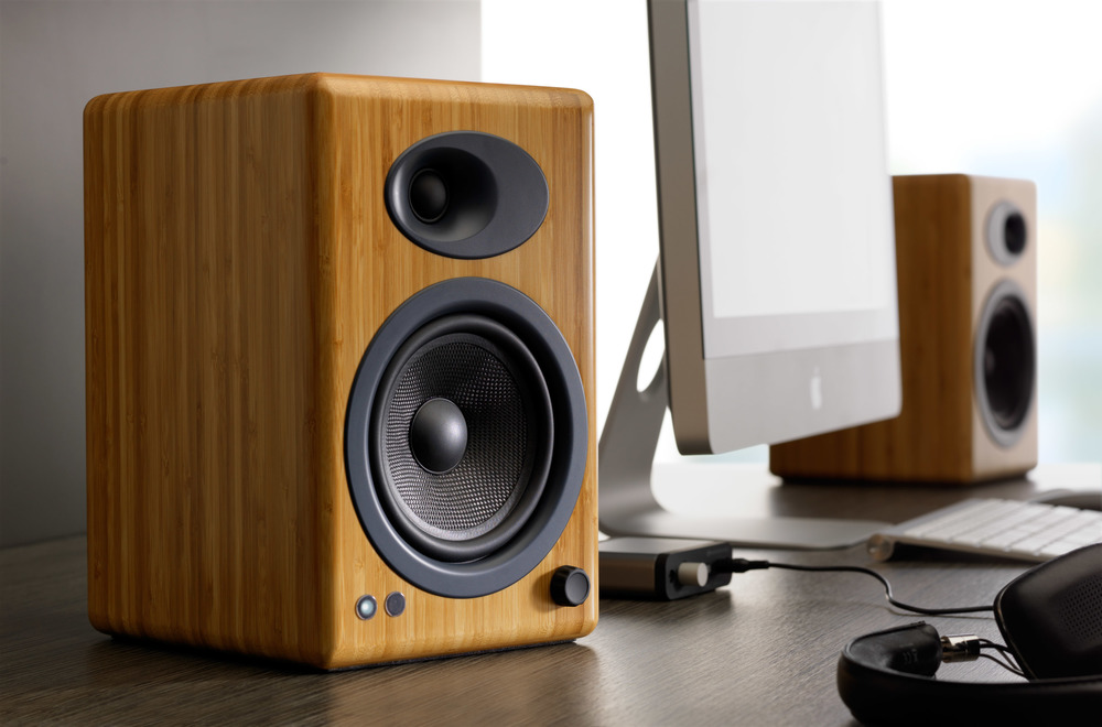Audioengine A5+ Powered Speakers are a Best Buy