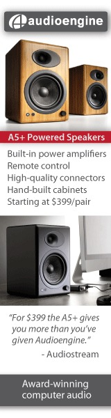 Audioengine A5+ Speakers Are Available on iHi-Fi.com