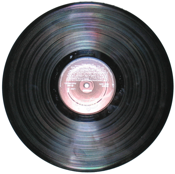 The Vinyl LP Record