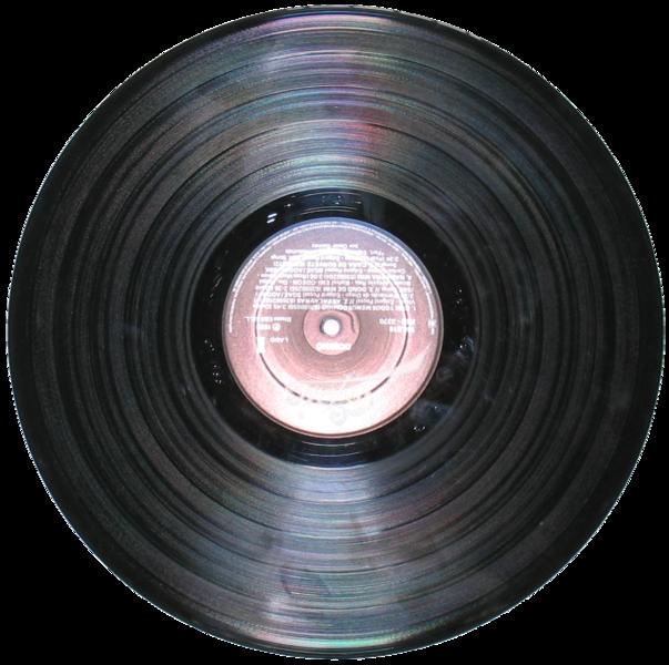 The Vinyl LP Record