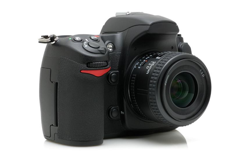 Today's Digital 35mm Camera