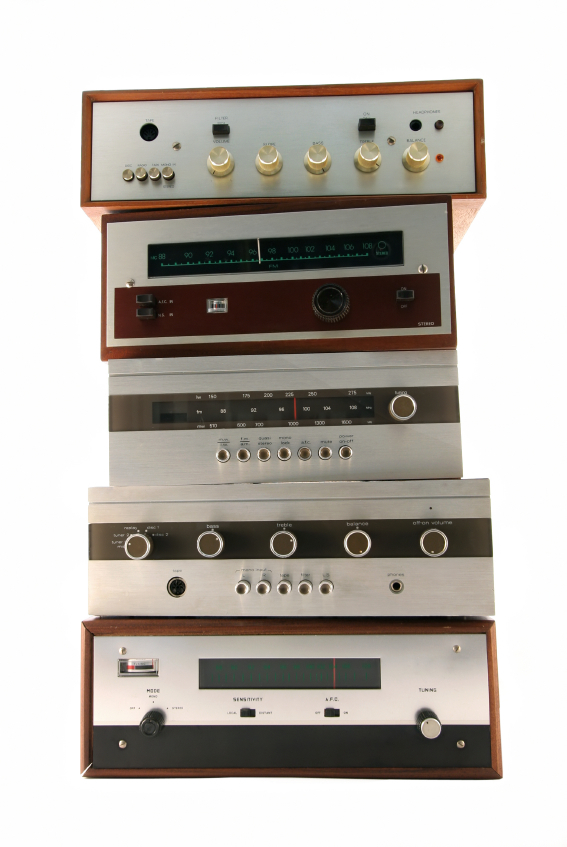 Remember Old School Stereo Gear?