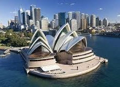 The Opera House, Sydney, Australia.  Built for musical performance.