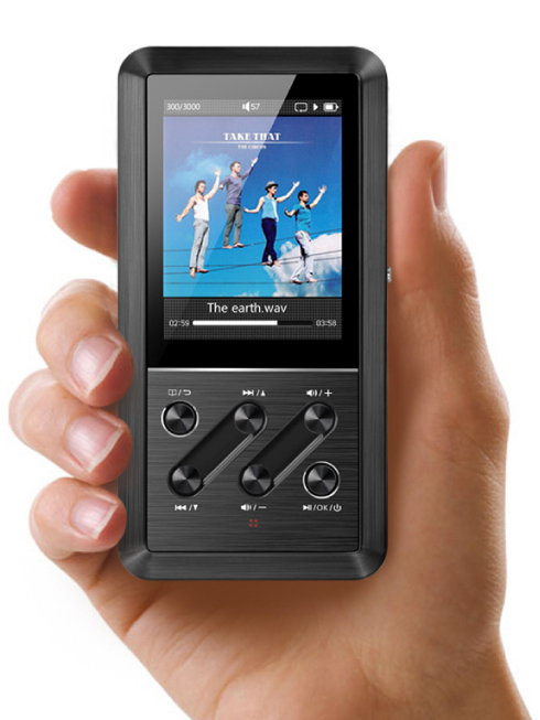 FiiO X3 Mastering Quality Music Player