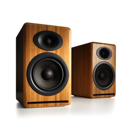 Audioengine P4N Passive Speakers ($249 on iHi-Fi.com) pair perfectly with the matched N22 Amp.
