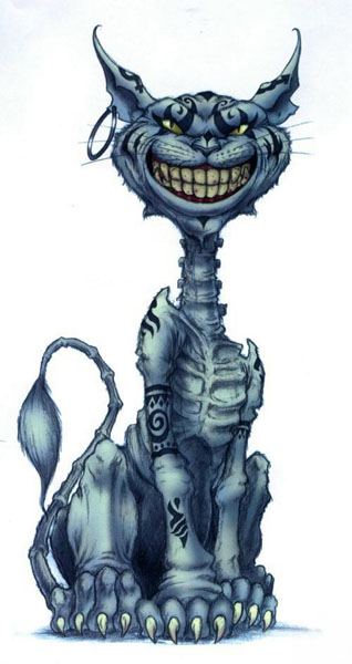 If you don't know where you are going, any road will get you there. -- Cheshire Cat