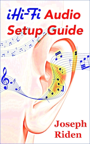 Set up your audio system per best practices paperback ISBN: 978-0-692-55245-2  E-pub ISBN: 978-0-9969311-1-3 Amazon Kindle ASIN: B014TULXXO Search online using the identifier for the book type of your choice