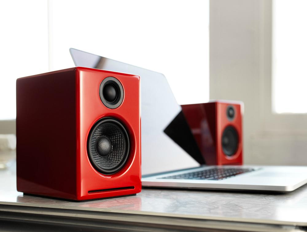 A2+ Powered Speakers w/ internal USB DAC