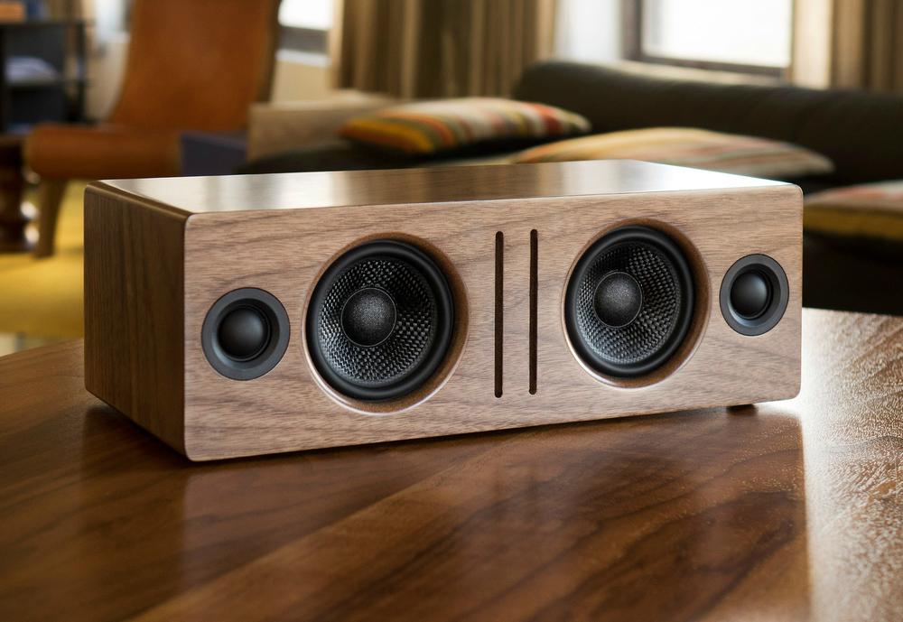 B2 Powered Speakers w/ aptx bluetooth, 24-bit dac