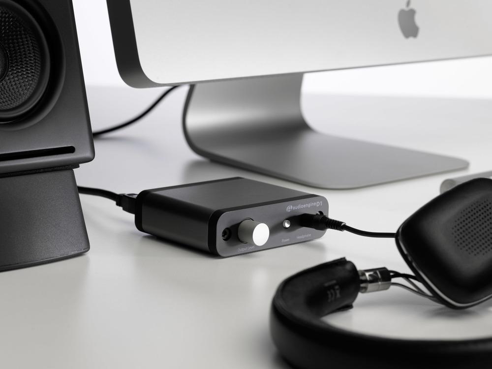 D1 USB 24-bit dac / headphone amp