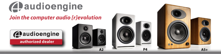 ihi-fi is an audioengine authorized dealer