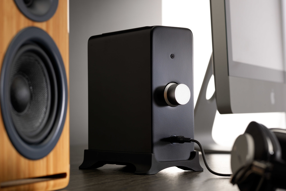 N22 Amp & P4 Speakers