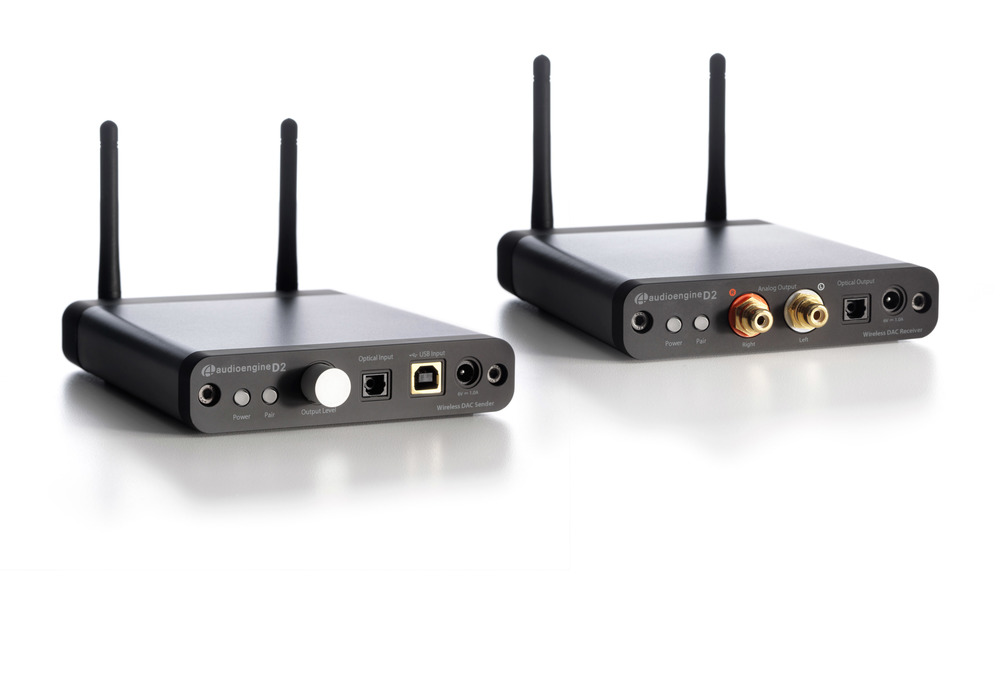 D2 Wireless 24-bit DAC (DLNA)