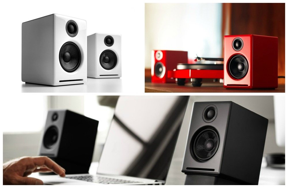 The A2+ is a great way to break into high end audio and can be set up in many different ways from computer speakers to a full-blown personal stereo.
